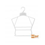 CINTRE MAILLOT DE BAIN ENFANT BLANC 740X410X450MM 250/cts 501005