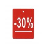 300 ETIQUETTES A TROU -30%