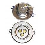 LAMPE PLAFOND LED 3W