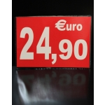 CARTONNETTE PLASTIFIEE 24.90€